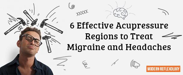 acupressure regions