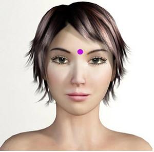 Third-Eye-Point-Acupressure-300x296