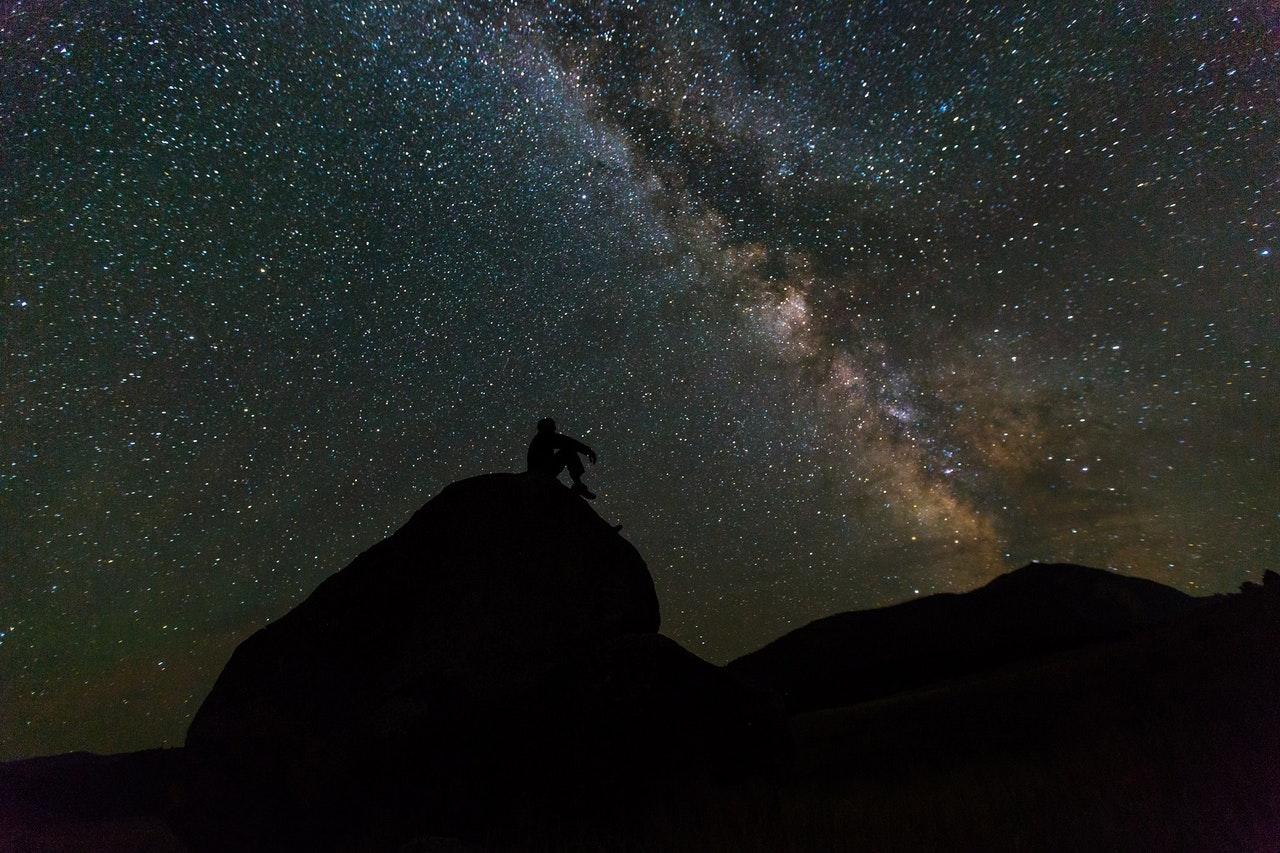 TARA! Let's watch the stars.
