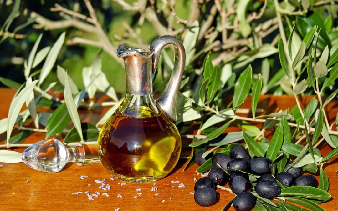 Topical Oil: The Oil of Life