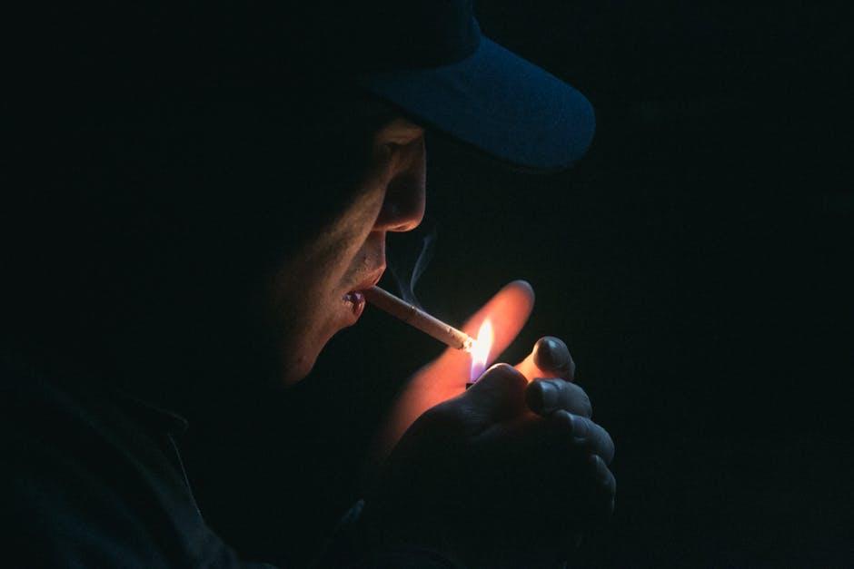 Smoking : Kill It or It Kills You