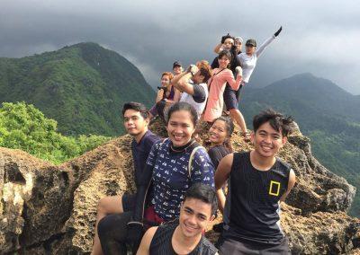 Mountain Hikers_
