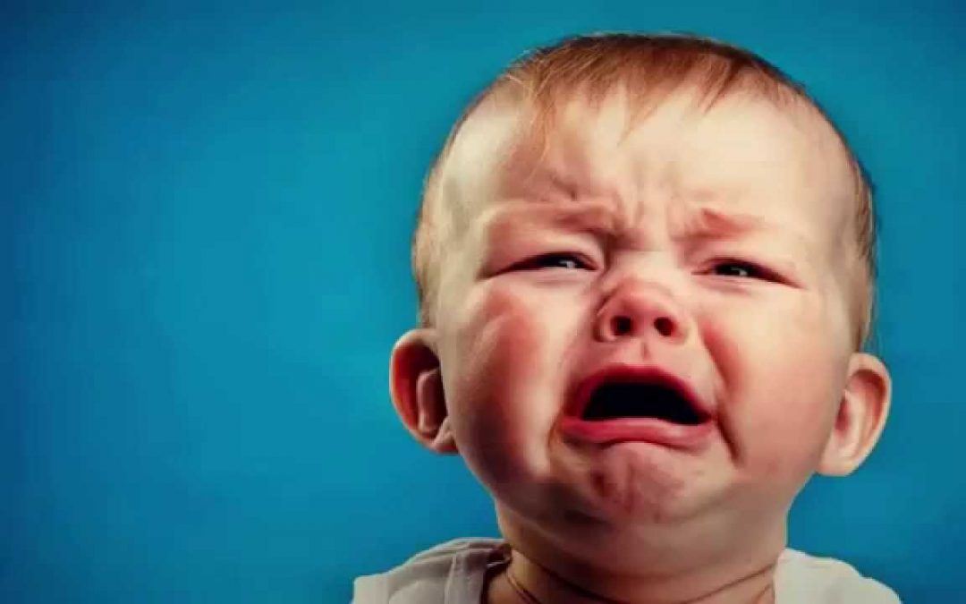 """What to do When Your """"Baby Cries for no Reason"""""""