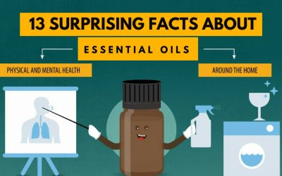 13 SURPRISING FACTS ABOUT ESSENTIAL OILS