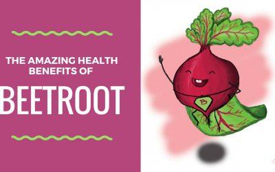 The Amazing Health Benefits of Beetroot