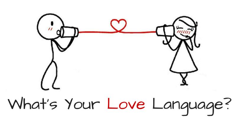 What Love Language do you Speak?