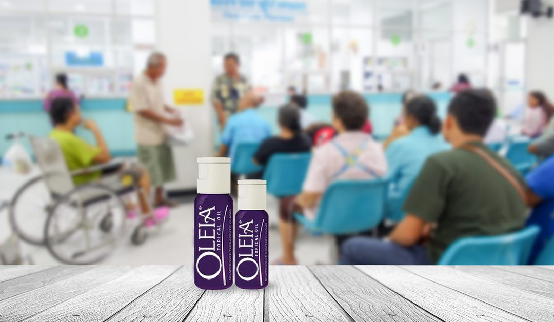 Oleia Oil Clinical Trial On Safety