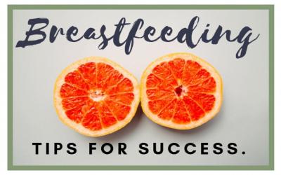 Secrets of My Breastfeeding Success