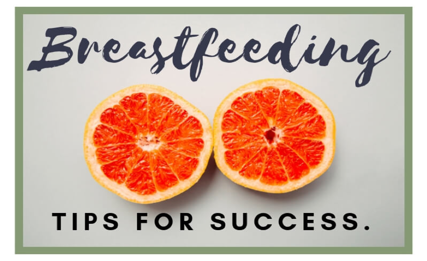 Secrets of My Breastfeeding Success